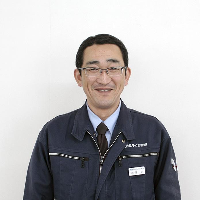 営業部 赤澤 巧