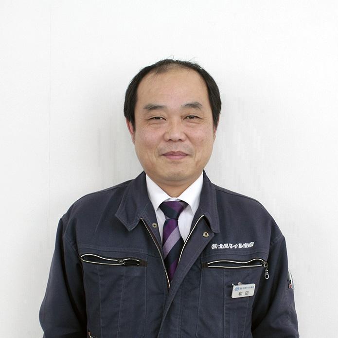 営業部 和田裕司