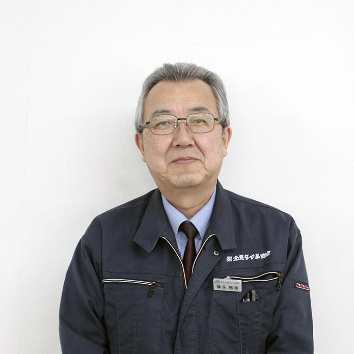 営業部 篠永勝美